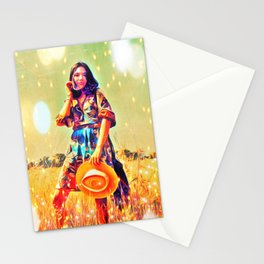 Soy Adelante (DR Mission 2) Stationery Cards