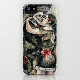 Un Ultimo Baile iPhone Case