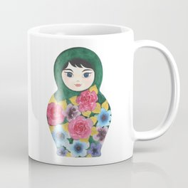 Matryoshka Doll #1 Coffee Mug