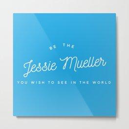 Leading Ladies 2016 - Jessie Metal Print