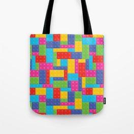 Building Blocks LG Tote Bag