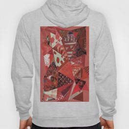 Collage - Red Hott Hoody