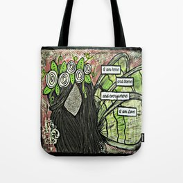 Fairy Love Tote Bag