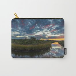 Mississippi Coastal Sunrise Carry-All Pouch