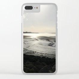 Morecambe Clear iPhone Case