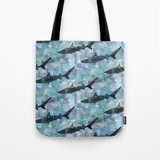 Sharks Repeat 1 Tote Bag