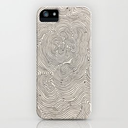 Impossible Journey iPhone Case