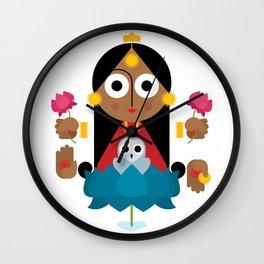 Ma Laxmi Wall Clock