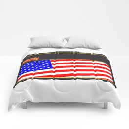 USA Rock Amplifier Comforters