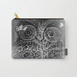 Owl time Carry-All Pouch