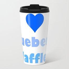 Blueberry Waffles! Travel Mug