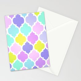 Morrocan Pastel Stationery Cards