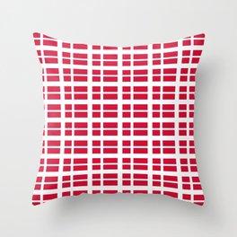 Flag of Denmark 2 -danmark,danish,jutland,scandinavian,danmark,copenhagen,kobenhavn,dansk Throw Pillow