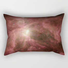 ignition of the hunter's blade | space 003 Rectangular Pillow