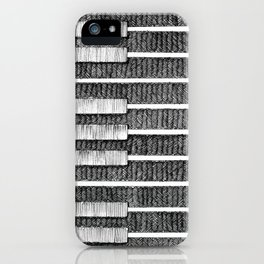 no610: Tickling the Ivories iPhone Case