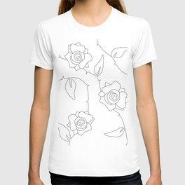 Rose Bush T-shirt