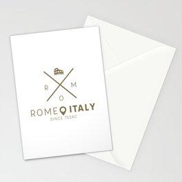 Rome Italy Stationery Cards