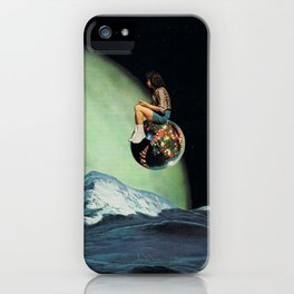 UNTITLED (Christmas) iPhone Case
