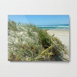 Dunes - Maroochydore Beach, QLD Metal Print