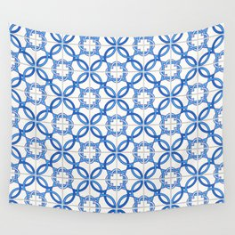 Travel to Lisbon Wall Tapestry