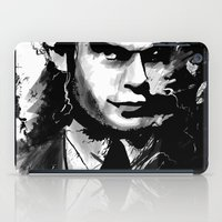 dexter iPad Cases featuring Dexter by RebeccaWeaver