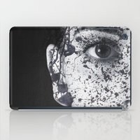 anonymous iPad Cases featuring Anonymous - Ella by Fernando Vieira