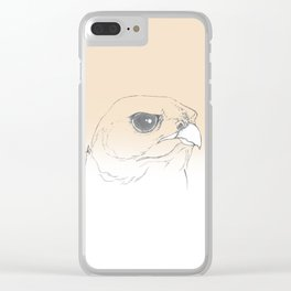Falcon Focus (Long) Clear iPhone Case