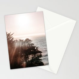 California Coastal Mist Stationery Cards