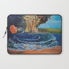 The consequences of the beginning Laptop Sleeve