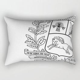 Escudo Venezuela - Trinchera Creativa Rectangular Pillow