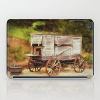 chuck iPad Cases featuring Chuck Wagon by Mary Timman