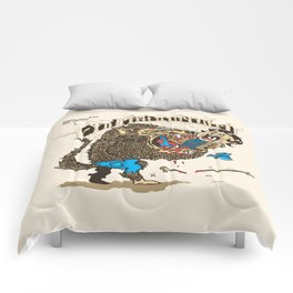 The Boy Who Cried Werewolf Comforters