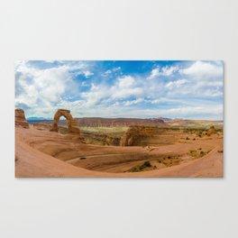 Delicate Arch - Arches National Park - Utah Canvas Print