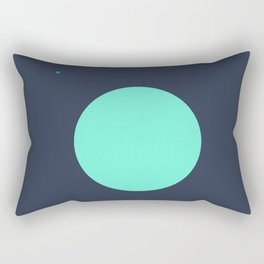 View From Here Rectangular Pillow