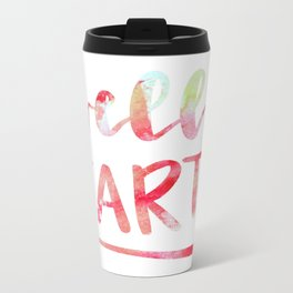 well...farts Metal Travel Mug