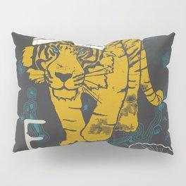 Books Collection: Sandokan, The Tigers of Mompracem Pillow Sham