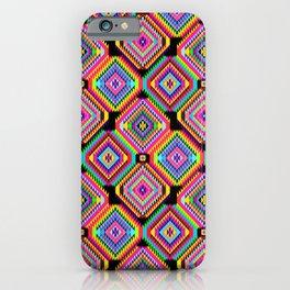 Neon Hookah iPhone Case