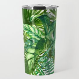 green tropic Travel Mug