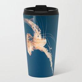 Dancing Jellyfish Travel Mug