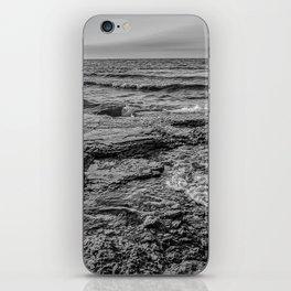 Georgian Bay (B&W) iPhone Skin