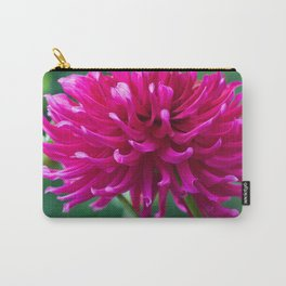 Voluminous flower Carry-All Pouch