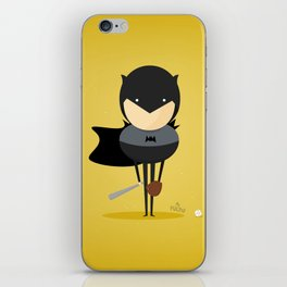 My baseball hero! iPhone Skin