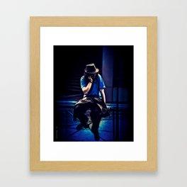 The Celular. Framed Art Print