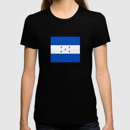 flag honduras,america,latine,spanish,Honduran, Catracho,Mesoamerican,Tegucigalpa,San Pedro,Choloma T-shirt