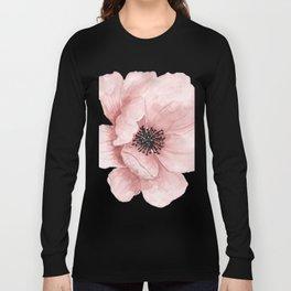 :D Flower Long Sleeve T-shirt
