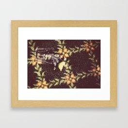 Oh No Framed Art Print