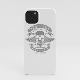 DeathValley iPhone Case