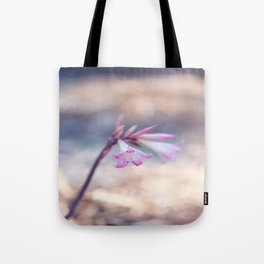 Standing Beauty Tote Bag