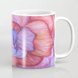 Flower Close Up Coffee Mug