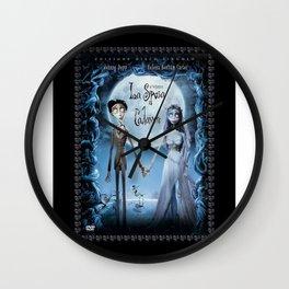 THECORPSEBRIDE (ITALIAN) Wall Clock